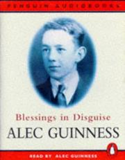 Cover of: Blessings in Disguise (Penguin Audiobooks)