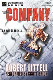 Cover of: The Company: a novel of the CIA