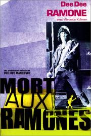 Cover of: Mort aux Ramones !