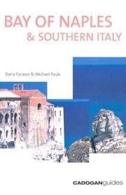 Cover of: Bay of Naples & Southern Italy, 5th (Country & Regional Guides - Cadogan)