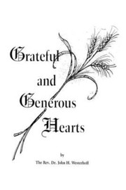 Cover of: Grateful And Generous Hearts
