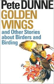 Cover of: Golden Wings, and Other Stories About Birders and Birding