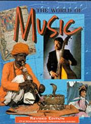 Cover of: The World of Music (World of)