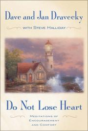 Cover of: Do Not Lose Heart