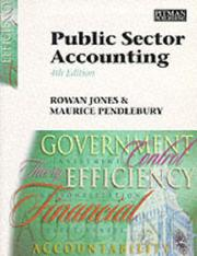 Cover of: Public Sector Accounting