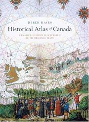 Cover of: Historical Atlas of Canada