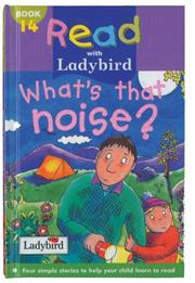 Cover of: What's That Noise? (Read with Ladybird)