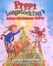 Cover of: Pippi Longstocking's after-Christmas party