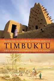 Cover of: Timbuktu: The Sahara's Fabled City of Gold