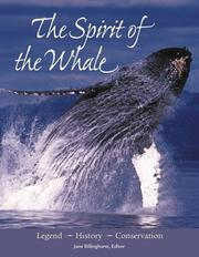 Cover of: The Spirit of the Whale