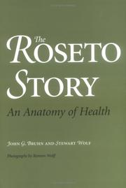 Cover of: The Roseto Story