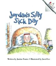 Cover of: Jordan's Silly Sick Day