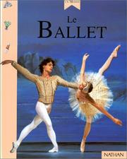 Cover of: Le Ballet