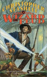 Cover of: A wizard in a feud