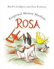 Cover of: Rosa: Perpetual Motion Machine