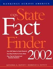 Cover of: Cq's State Fact Finder 2002