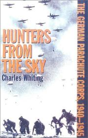Cover of: Hunters from the Sky