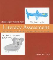 Cover of: Literacy Assessment - Helping Teachers Plan Instruction