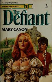 Cover of: The Defiant (The O'Hara Dynasty, Book One)