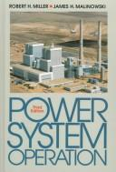 Cover of: Power System Operation