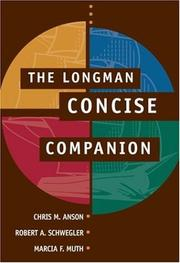 Cover of: The Longman Concise Companion