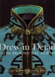 Cover of: Dress in Detail