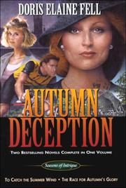 Cover of: Autumn Deception