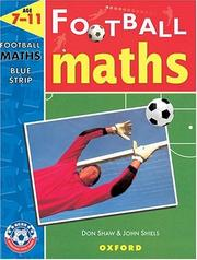Cover of: Football Maths