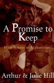 Cover of: A Promise to Keep