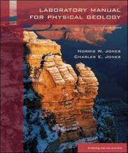 Cover of: Laboratory Manual for Physical Geology