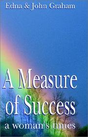 Cover of: A Measure of Success: A Woman's Times