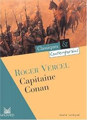 Cover of: Capitaine Conan