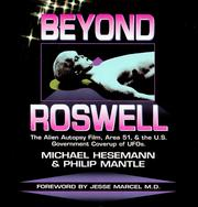 Cover of: Beyond Roswell