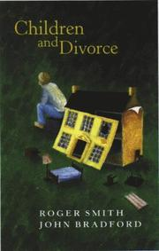 Cover of: Children and Divorce