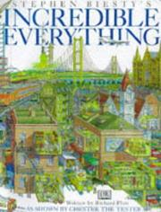 Cover of: Incredible Everything (Cross Sections)