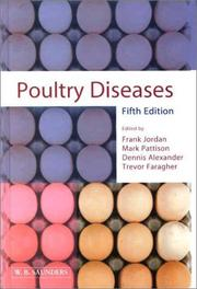 Cover of: Poultry Diseases