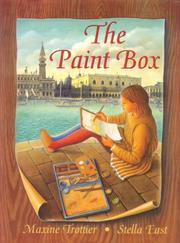 Cover of: The Paint Box