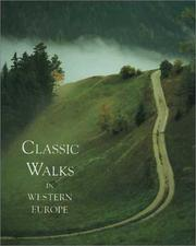 Cover of: Classic Walks in Western Europe