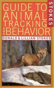 Cover of: Stokes Guide to Animal Tracking and Behavior