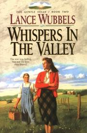 Cover of: Whispers in the Valley (Gentle Hills, Book 2)