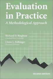Cover of: Evaluation in Practice