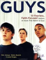 Cover of: Guys