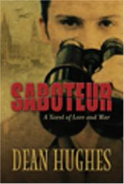 Cover of: Saboteur