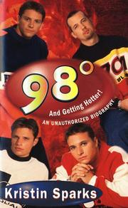 Cover of: 98⁰-- and getting hotter!