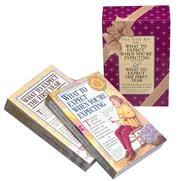Cover of: What to Expect Gift Set