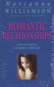 Cover of: Romantic Relationships