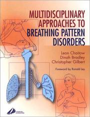 Cover of: Multidisciplinary Approaches to Breathing Pattern Disorders