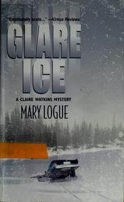 Cover of: Glare Ice (Worldwide Library Mysteries)