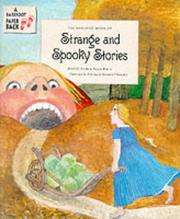 Cover of: The Barefoot Book of Strange and Spooky Stories (A Barefoot Paperback)