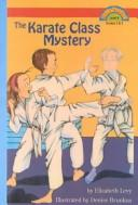 Cover of: The Karate Class Mystery